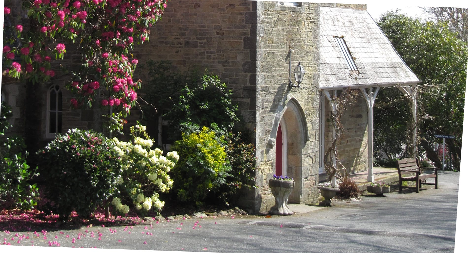 And Nursing Care Home Truro Cornwall Cathedral View Care Home
